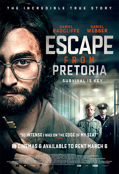 Trailer Escape From Pretoria