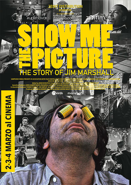 Trailer Show me the Picture - The Story of Jim Marshall