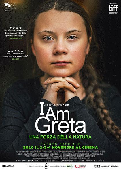 I Am Greta - Una forza della natura - Film (2020) - MYmovies.it