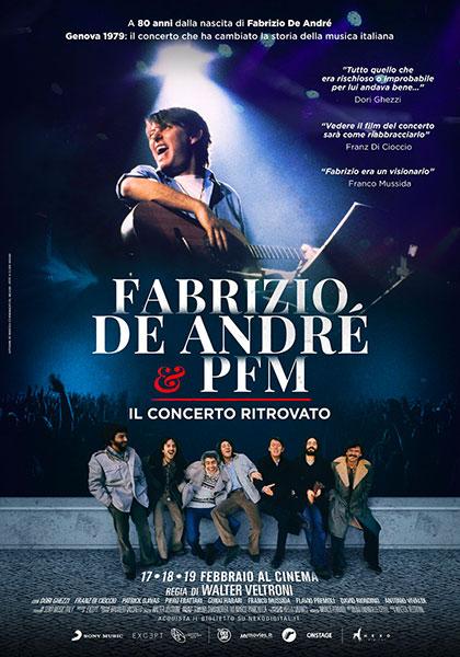 Trailer Fabrizio de Andrè e PFM - Il concerto ritrovato