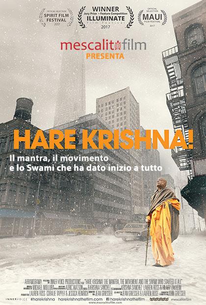 Trailer Hare Krishna! Il Mantra, il Movimento e lo Swami che ha dato inizio a tutto