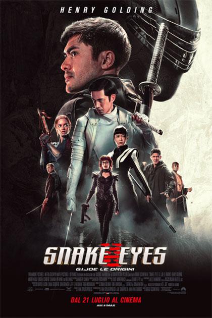 Snake Eyes: G.I. Joe Le Origini