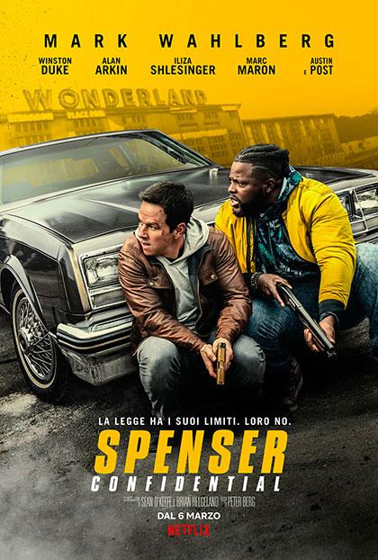 Trailer Spenser Confidential