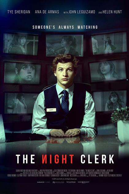 Trailer The Night Clerk