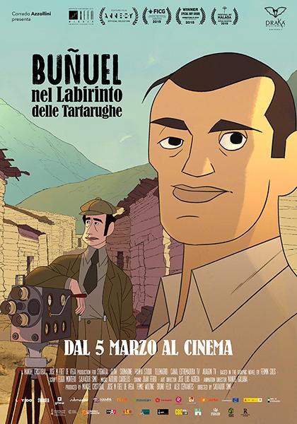 Trailer Buñuel - Nel labirinto delle tartarughe