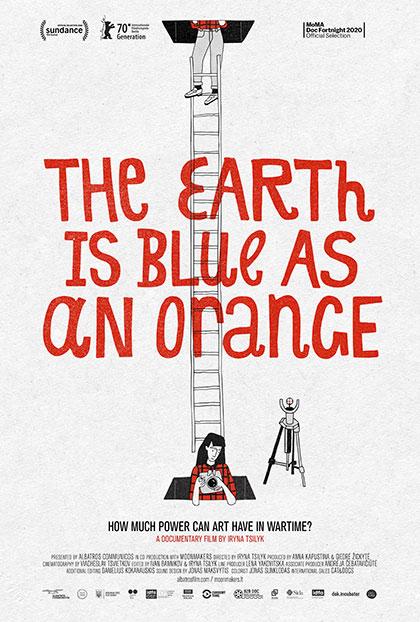 Trailer The Earth Is Blue As An Orange