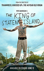 Trailer Il re di Staten Island