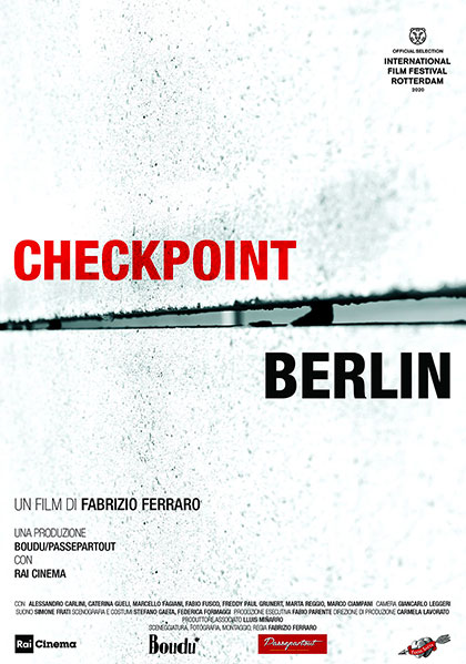 Trailer Checkpoint Berlin