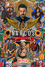 Poster Narcos - Messico - Stagione 2  n. 0