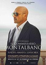 Poster Il Commissario Montalbano - Salvo amato, Livia mia  n. 0