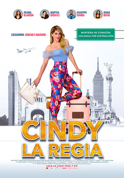 Trailer Cindy la Regia