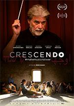 Poster Crescendo - #makemusicnotwar  n. 1