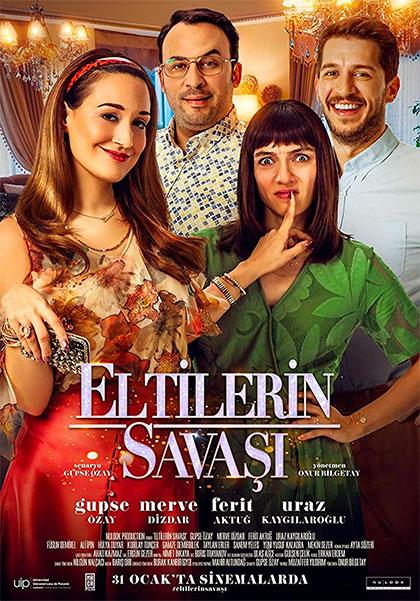 Trailer Eltilerin Savasi