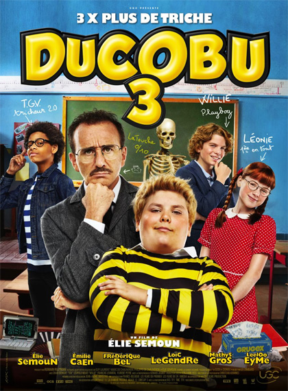 Trailer Ducobu 3
