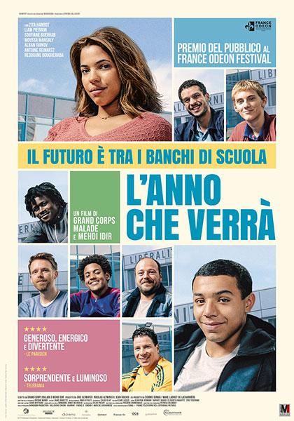 Locandina italiana L'anno che verrà