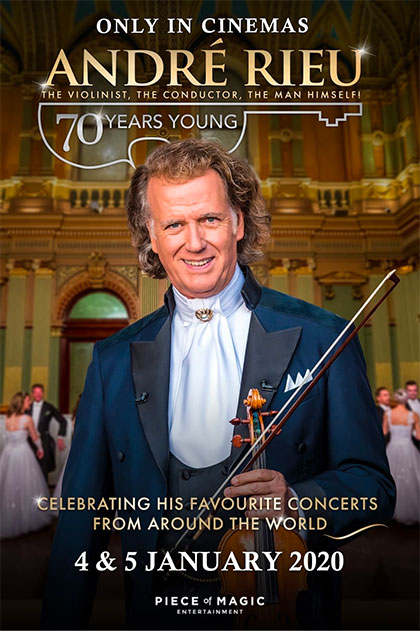 Trailer André Rieu: 70 Years Young