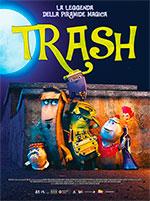 Poster Trash - La leggenda della piramide magica  n. 0