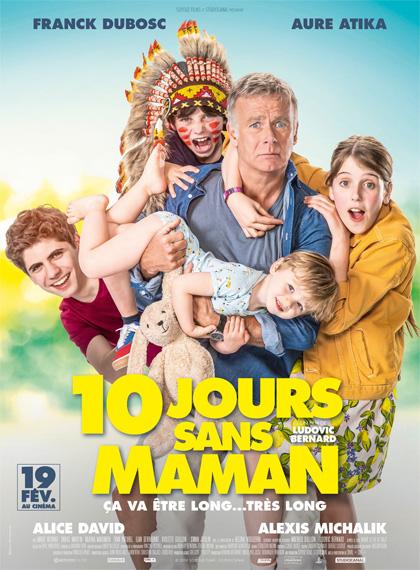 Trailer 10 Jours Sans Maman