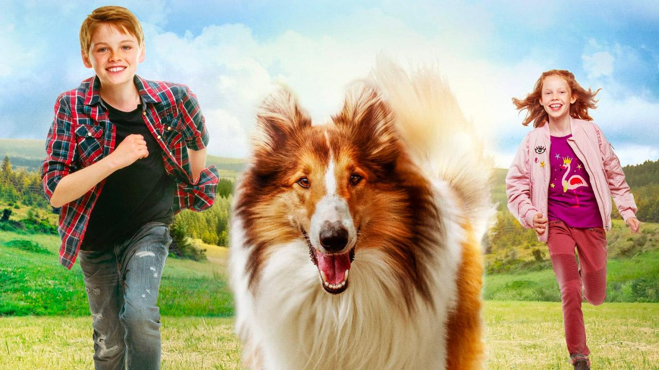 Lassie Torna a Casa
