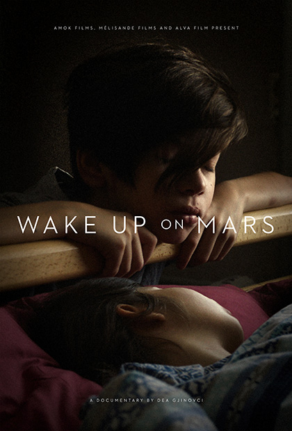 Trailer Wake Up On Mars