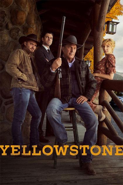 Locandina italiana Yellowstone