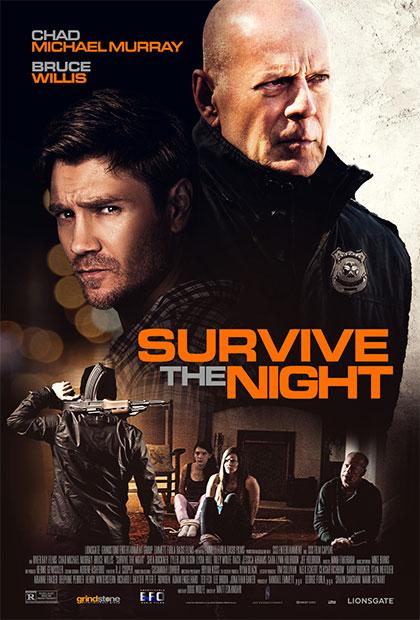 Trailer Survive the Night
