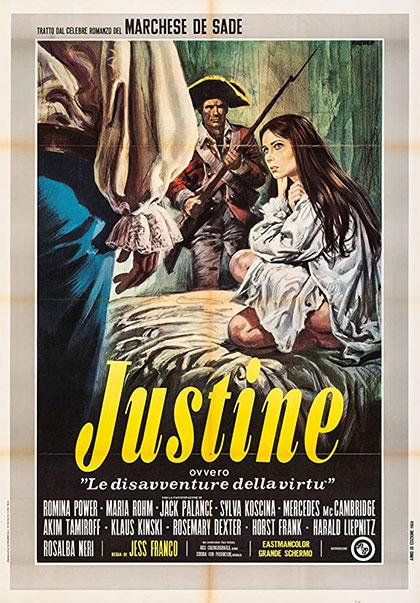 Justine, ovvero le disavventure della virtù