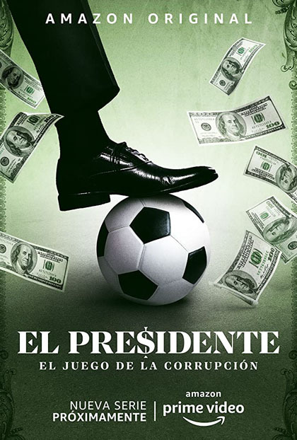 Trailer El Presidente