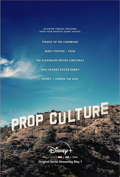Trailer Prop Culture - Oggetti di Scena