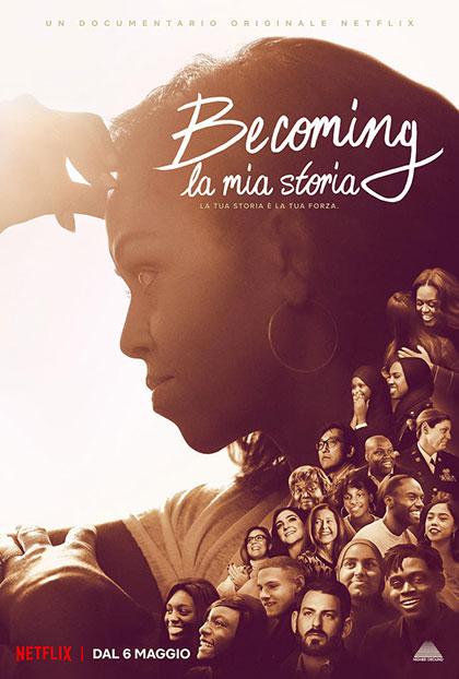 Trailer Becoming - La mia storia