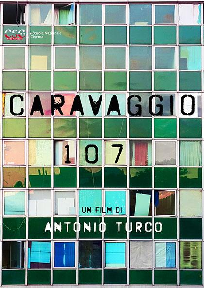 Trailer Caravaggio 107