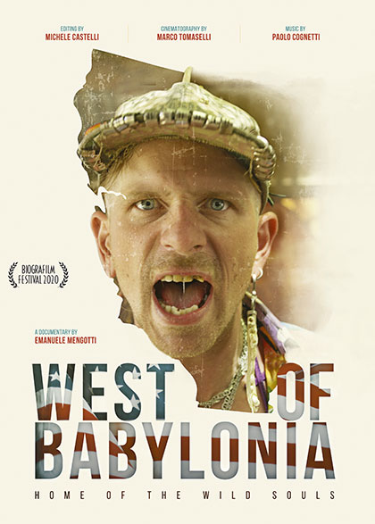 Trailer West of Babylonia