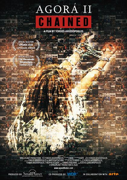 Trailer Chained (Agora Ii)