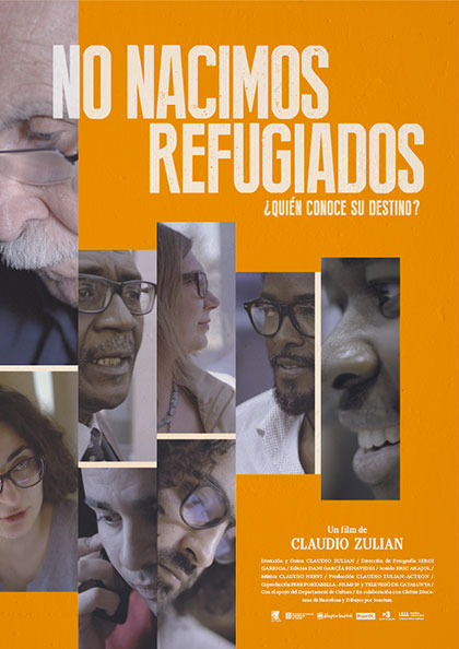 Trailer We Were Not Born Refugees