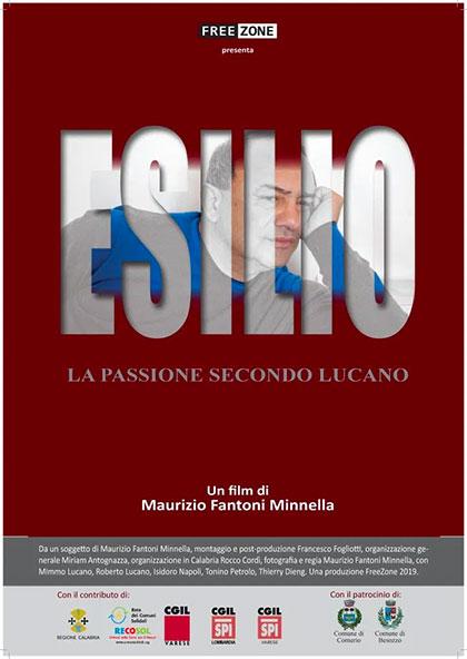 Trailer Esilio - La passione secondo Lucano