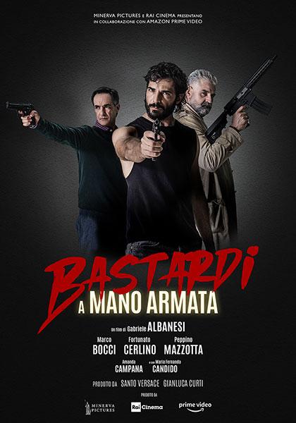 Trailer Bastardi a mano armata