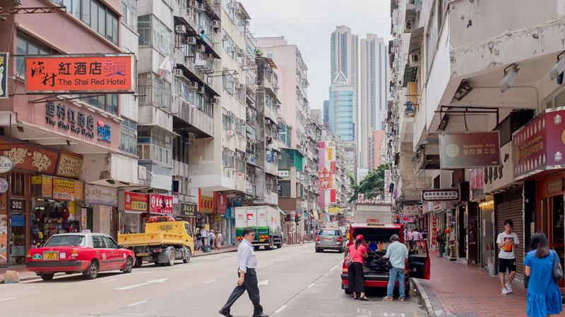 Hong Kong, Ga Yau