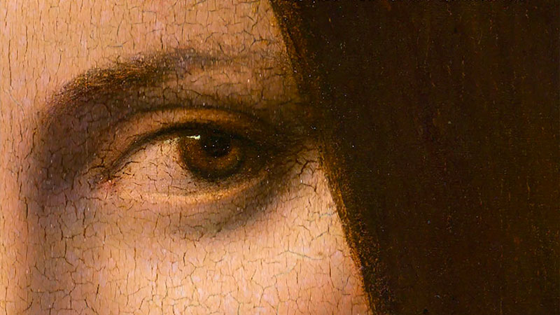 Una notte al Louvre: Leonardo da Vinci