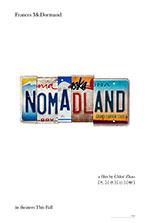 Poster Nomadland  n. 1