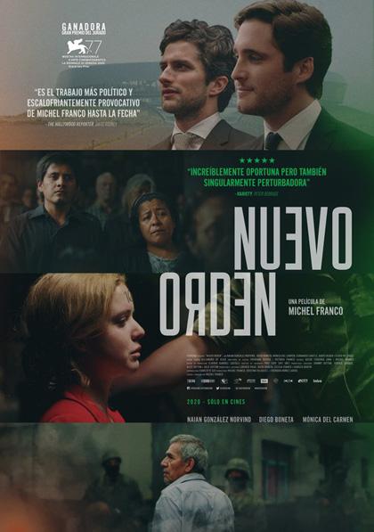 Poster Nuevo orden