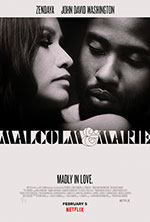Poster Malcolm & Marie  n. 1