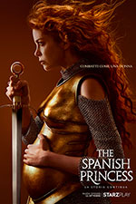 Poster The Spanish Princess - Stagione 2  n. 0