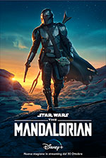 Poster The Mandalorian - Stagione 2  n. 0