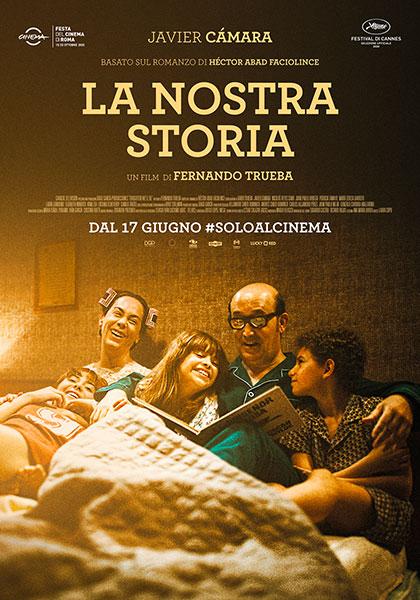 La nostra storia - Film (2020) - MYmovies.it
