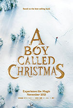 Poster A Boy Called Christmas  n. 0