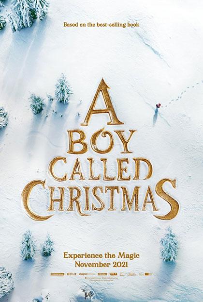 Locandina italiana A Boy Called Christmas