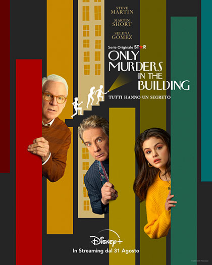 Only Murders in the Building - Serie TV (2021) - MYmovies.it