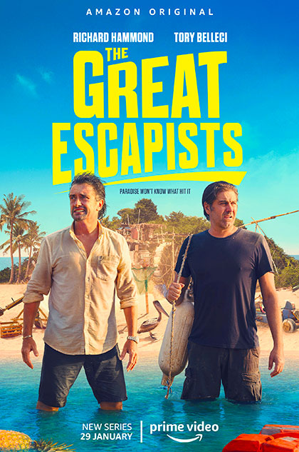 Trailer The Great Escapists