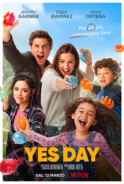 Trailer Yes Day