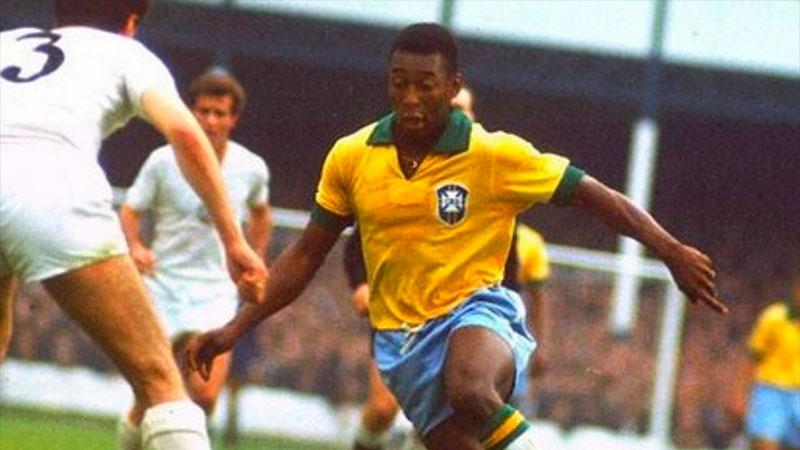 Pelé - Il Re del calcio
